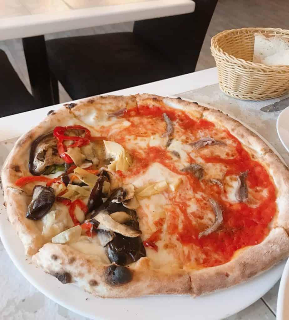 La Braceria Pizza Singapore