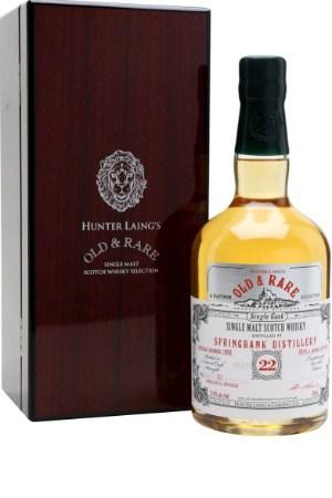 Springbank 1993 Scotch Whisky