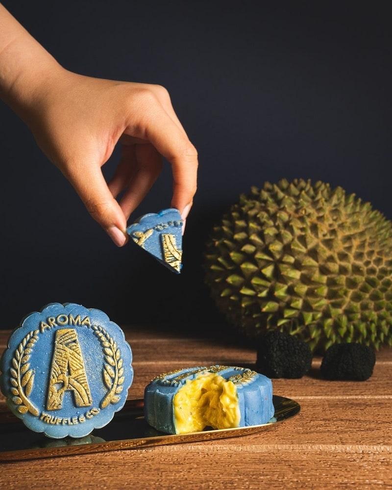 Aroma Truffle Durian Mooncake Singapore