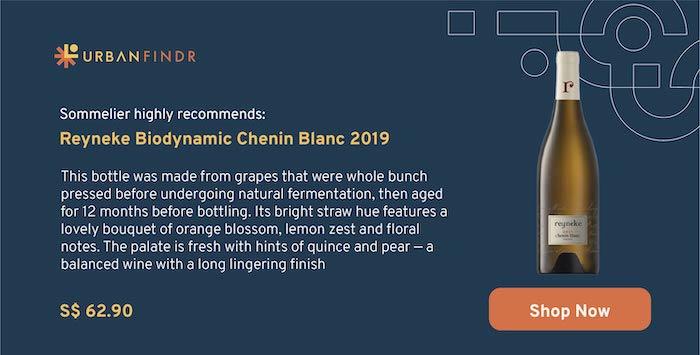 Reyneke Biodynamic Chenin Blanc 2019