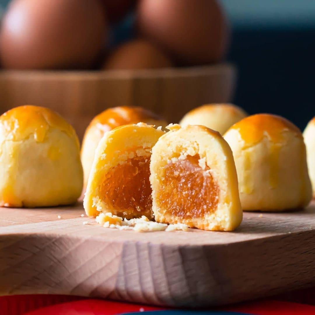 Homemade pineapple tarts by Singapore's very own homebakers